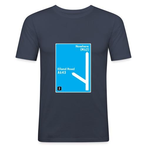 Elland Road Junction 2 - Men's Slim Fit T-Shirt