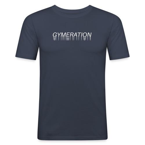 Gymeration #007 - Männer Slim Fit T-Shirt