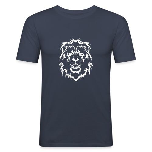 Karavaan LION - Mannen slim fit T-shirt