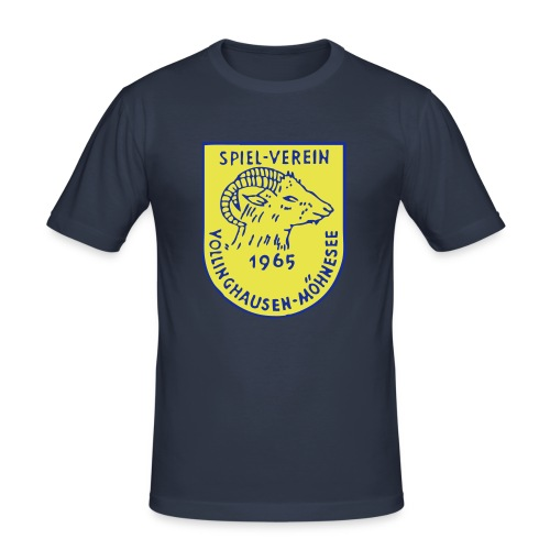 svv big - Männer Slim Fit T-Shirt