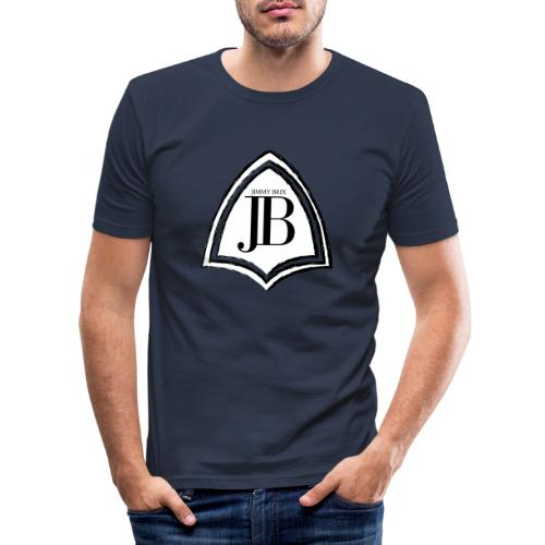 Jimmy BriX - Männer Slim Fit T-Shirt