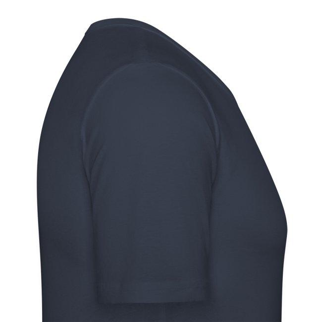 Vorschau: irgendwos hods oiwei - Männer Slim Fit T-Shirt