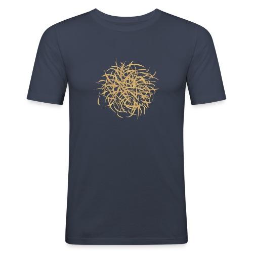 tumbleweed adoratie - Mannen slim fit T-shirt