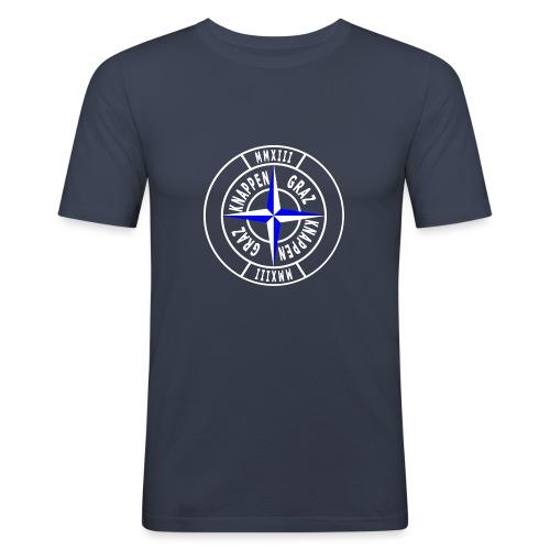logo17 2013 png - Männer Slim Fit T-Shirt