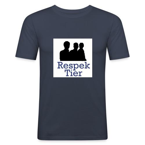 respek2 - Männer Slim Fit T-Shirt