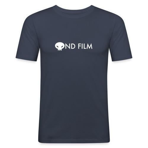 ondfilm w row - Men's Slim Fit T-Shirt