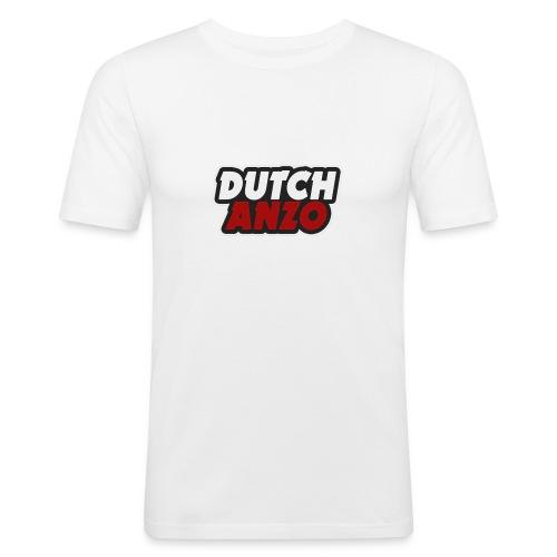 dutchanzo - Mannen slim fit T-shirt
