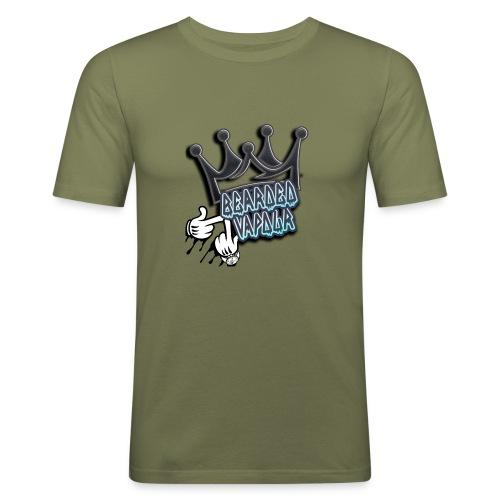all hands on deck - Men's Slim Fit T-Shirt