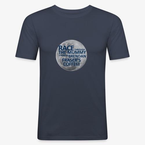Race Through The Mummy - Men's Slim Fit T-Shirt