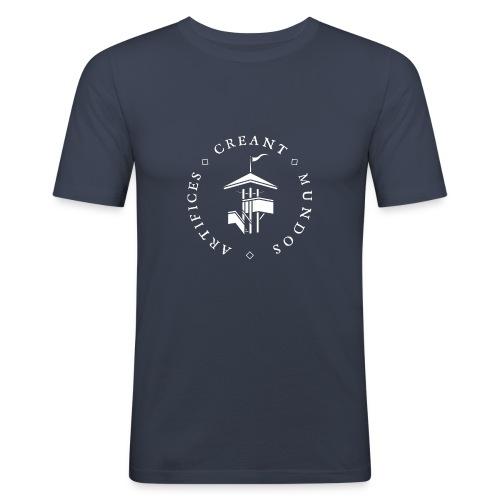 IKAPAITA - Miesten tyköistuva t-paita