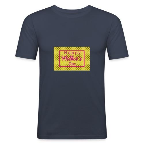 Muttertag - Männer Slim Fit T-Shirt