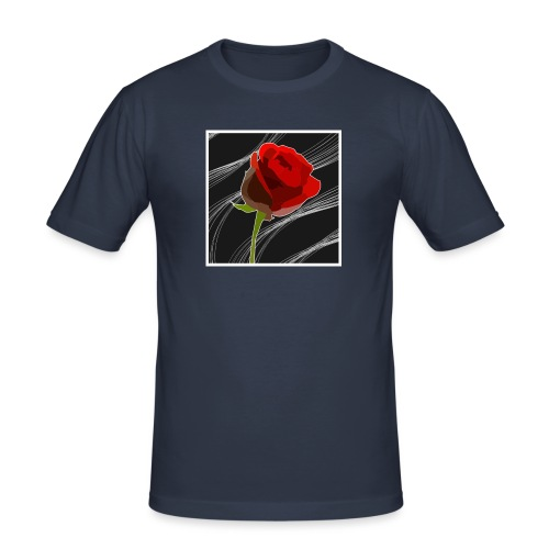 Petals - Men's Slim Fit T-Shirt