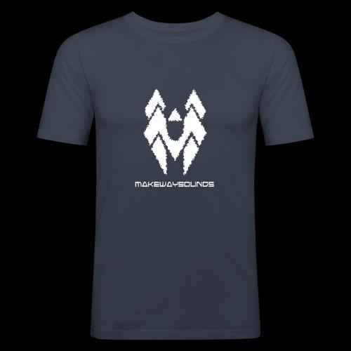 Wings - Miesten tyköistuva t-paita