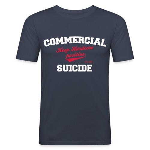 khp3 - Männer Slim Fit T-Shirt