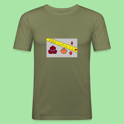 CONSERVER OU OD - T-shirt près du corps Homme