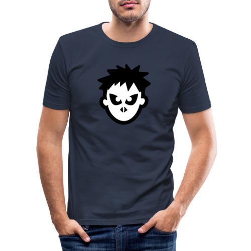 Sorskoot Head - Men's Slim Fit T-Shirt