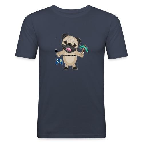 DOGGOgaming - Slim Fit T-shirt herr