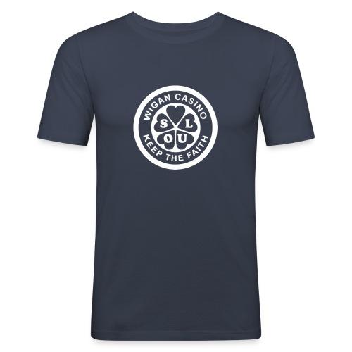 Wigan Casino - Men's Slim Fit T-Shirt