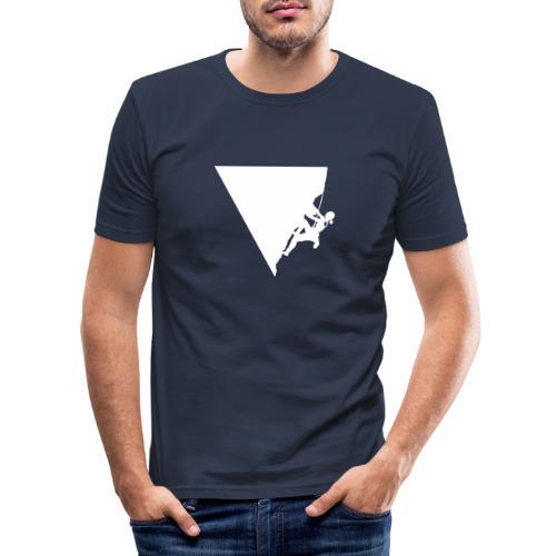 Klettern in Leonidio - Männer Slim Fit T-Shirt