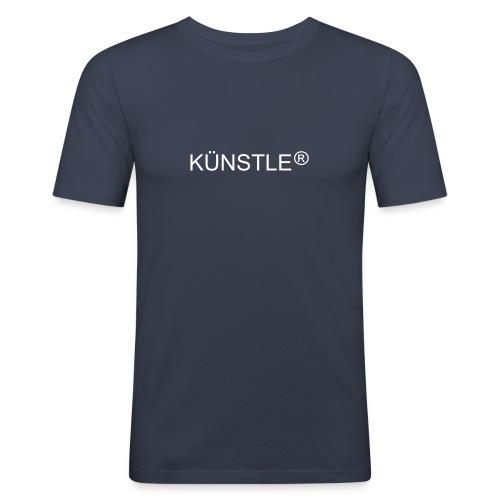 kunst kuenstler - Männer Slim Fit T-Shirt
