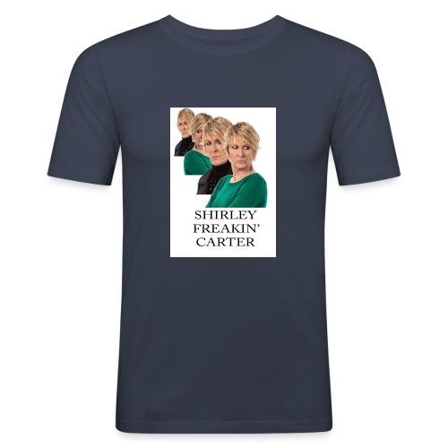 shirly t shirt copy - Men's Slim Fit T-Shirt