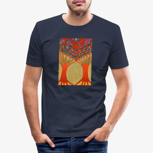 Do Nieba - Obcisła koszulka męska