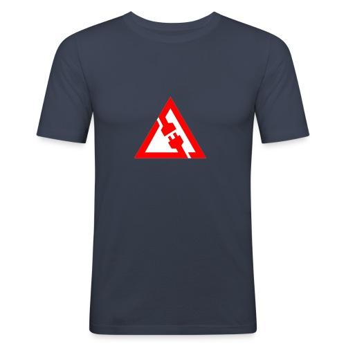 lag in rocket league - Mannen slim fit T-shirt