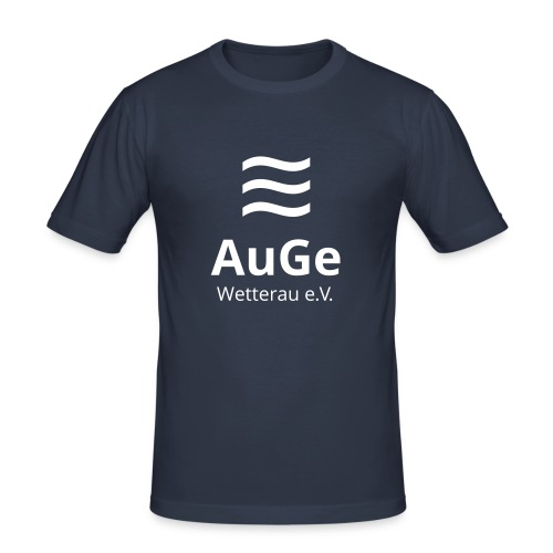 AuGe Wetterau e V - Männer Slim Fit T-Shirt