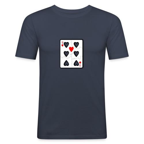 LOVERS N7 - T-shirt près du corps Homme