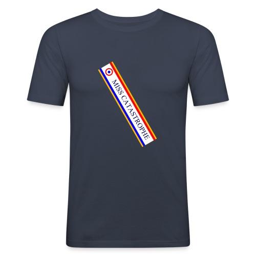Miss Catastrophe - T-shirt près du corps Homme