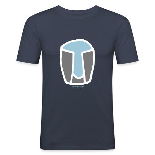 kopf abstrakt - Männer Slim Fit T-Shirt