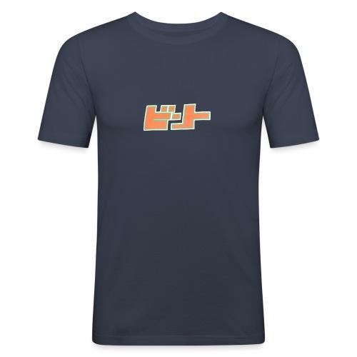 Motyw Beata z Jet Set Radio - Obcisła koszulka męska