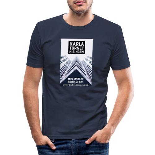 Karlatornet - Slim Fit T-shirt herr