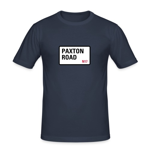 paxton road - Men's Slim Fit T-Shirt