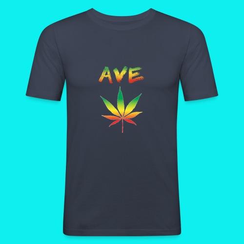 AveMarija - Maglietta aderente da uomo
