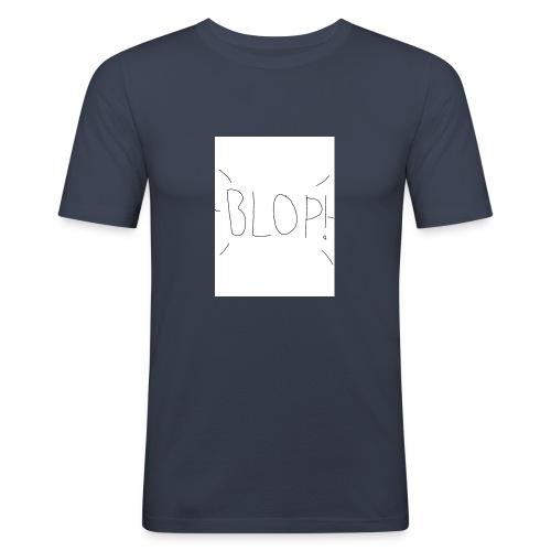 Blop! - Men's Slim Fit T-Shirt