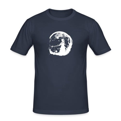 Guerrier Pacifique Basic - T-shirt près du corps Homme