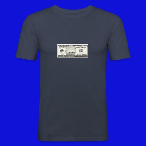 Dollar s6 - Slim Fit T-shirt herr
