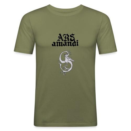 arsamandi1 - Camiseta ajustada hombre