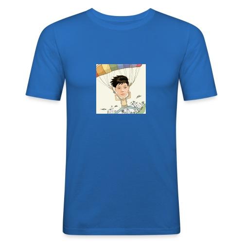 Wanderingoak629 - Men's Slim Fit T-Shirt
