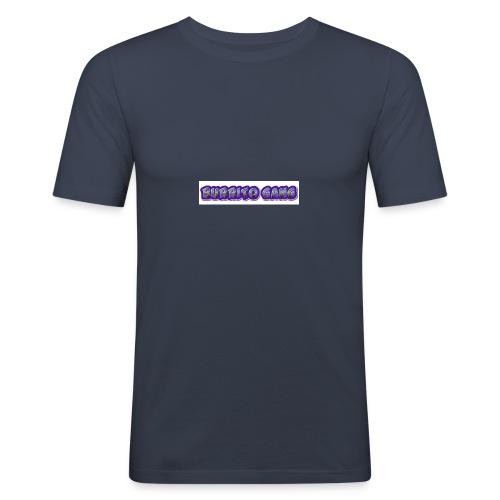 BURRITO GANG MALLISO - Miesten tyköistuva t-paita