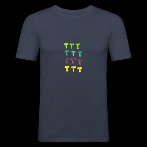 Original Color T BY TAiTO - Miesten tyköistuva t-paita