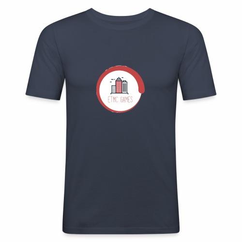 ETMC Orginal - Mannen slim fit T-shirt