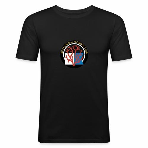 Royal Wolu Plongée Club - T-shirt près du corps Homme