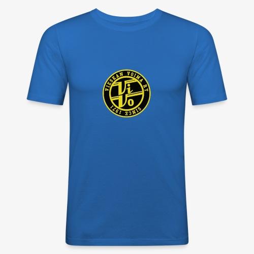 ViVo Since 1971 - Miesten tyköistuva t-paita