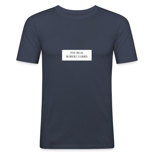 The real Robert Harris - Slim Fit T-shirt herr