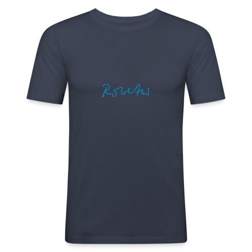 Robertus - Männer Slim Fit T-Shirt