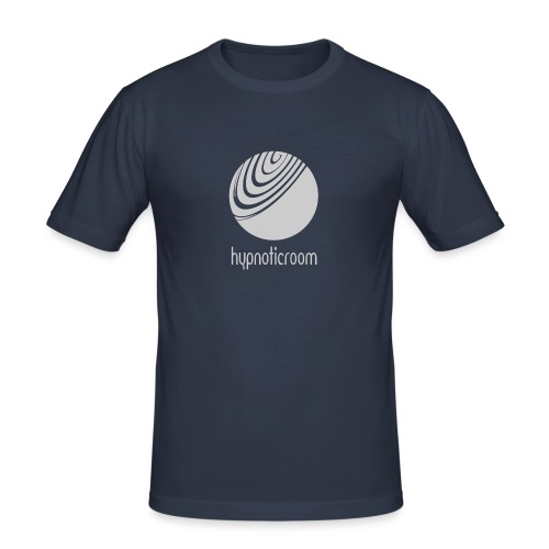 brandhypnoticroomlightgrey - Men's Slim Fit T-Shirt