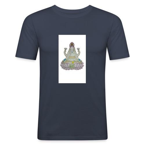 indu - Camiseta ajustada hombre