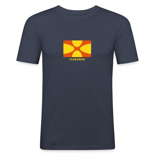 Floranien - Männer Slim Fit T-Shirt